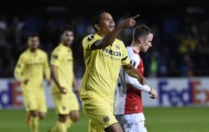 Villarreal 2-2 Slavia Praha: 'Tàu ngầm' kịp bừng tỉnh