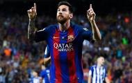 10 chân sút hiệu quả nhất hiện tại (P2): Messi chỉ đứng thứ hai