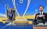 Xabi Alonso bảnh bao bốc thăm vòng 16 đội Champions League