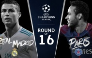 Dự đoán vòng 16 đội Champions League (Phần 2): Real thành cựu vô địch; Barca vượt ải Chelsea