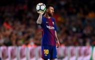 Messi và 10 cầu thủ có mức phí phá vỡ hợp đồng cao nhất Barca
