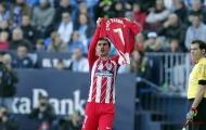 Griezmann lập công ở giây 38, tri ân fan cuồng của Atletico
