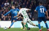 Rượt đuổi kịch tính, Real Madrid cùng Betis tạo nên cơn mưa bàn thắng