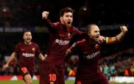 Trước vòng 25 La Liga: Barca, Atletico gặp khó