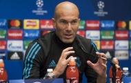 Zidane e ngại sẽ bị PSG lôi vào hiệp phụ