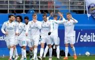 Chấm điểm Real Madrid: Sự trở lại của 'lãng tử hào hoa' Modric