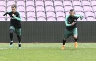 Quaresma 'cả gan' đua tốc độ với Ronaldo