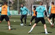 Được đặc cách nghỉ, Ronaldo vẫn tập luyện điên cuồng cùng đồng đội