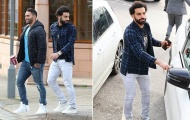 Mohamed Salah ra hiệu, sẵn sàng trở lại trong trận derby
