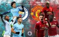 Tâm điểm Ngoại hạng Anh: Derby Manchester rực lửa