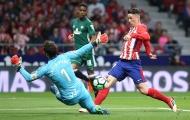 Chia điểm nhạt nhòa trước Betis, Atletico 'đẩy' cúp vô địch tiến gần đến Barca