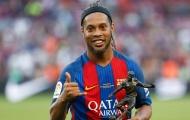 Ronaldinho - Một nụ cười luôn hé, thế giới vẫn không ngừng ca tụng (P3)