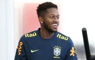 Mục tiêu của M.U cười sảng khoái trên tuyển Brazil