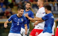 Nhạc trưởng của Chelsea lập công, đội tuyển Ý may mắn giữ lại 1 điểm trên sân nhà