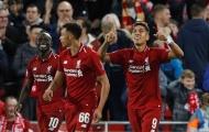 21h00 ngày 22/09, Liverpool vs Southampton: Cuốn phăng mọi chướng ngại
