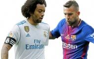 Jordi Alba vs Marcelo: Ai mới là hậu vệ trái xuất sắc nhất thế giới?