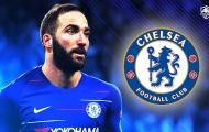 Chelsea có nên mạo hiểm với thương vụ Higuain?