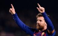 'Cầu viện' Messi từ ghế dự bị, Barca nhọc nhằn giữ lại 3 điểm trên sân nhà