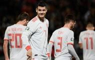 'Siêu chân gỗ' lập cú đúp, Tây Ban Nha nhọc nhằn đánh bại Malta