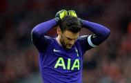 Mắc sai lầm ngớ ngẩn, Hugo Lloris nhận số điểm thấp nhất Tottenham