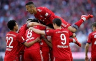 Hủy diệt Dortmund bằng một 'bàn tay nhỏ', Bayern trở lại ngôi đầu Bundesliga