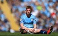Kevin de Bruyne – 'Đôi chân pha lê' mới của bóng đá thế giới