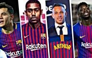 Barcelona ném gần 300 triệu euro 'qua cửa sổ' như thế nào?