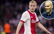 Đang chơi lớn, Real bỗng tỏ ra 'keo kiệt' với sao Ajax