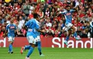 'Messi nước Ý' nhảy múa, Liverpool thua tan nát trước Napoli