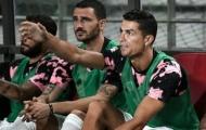 Ronaldo khiến Juventus mất bộn tiền vì không ra sân thi đấu
