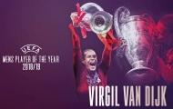 Virgil van Dijk – Bước nhảy vọt lên đỉnh châu Âu