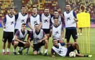 Dàn sao Tây Ban Nha hướng đến chiến thắng thứ 5 liên tiếp