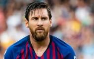 Lionel Messi tiết lộ điều kiện để gắn bó với Barca