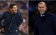 Diego Simeone sẽ lột trần bộ mặt của Zidane