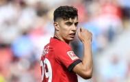 Man Utd, Liverpool giành giật, Bayer thét giá 90 triệu bảng cho 'thần đồng' nước Đức