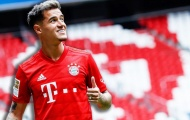 Tại sao 'phù thủy' Coutinho hồi sinh mạnh mẽ trong màu áo Bayern Munich?