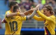 'Tôi đã dần ăn ý với Messi và Suarez'
