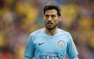Nhắm mục tiêu 70 triệu thay David Silva, Man City đối đầu hàng loạt ông lớn