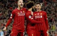 Tạt bóng 'thượng đẳng', Liverpool nhấn chìm Man City tại Anfield