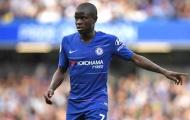 N'Golo Kante nói một câu khiến CĐV Chelsea mát dạ