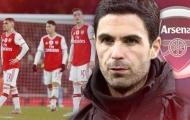 Đây! 3 công thần đang tìm cách tháo chạy khỏi Arsenal vào mùa Đông