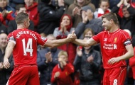 Jordan Henderson đã thoát khỏi cái bóng của Steven Gerrard