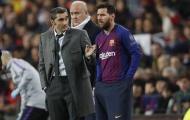 Messi chính thức lên tiếng, tiết lộ sự thật sau khi Valverde bị sa thải