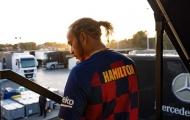 Barca nhận cú hích cực lớn trước El Clasico từ huyền thoại đường đua F1