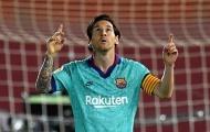 Giúp Barca nhấn chìm Mallorca, Messi có lần thứ 8 nhận vinh dự từ Whoscored