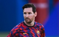 'Messi là bản hợp đồng mạo hiểm của Man City'