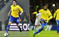 Kaka vs Ronaldinho – Bậc thầy kỹ thuật của Brazil