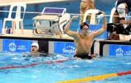 Bơi lội: Quý Phước chỉ có thể giành thêm HCĐ