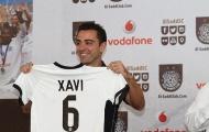 Xavi Hernandez làm nên lịch sử Champions League