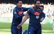 Benitez đi, Napoli sắp thành đội bóng hạng trung?
